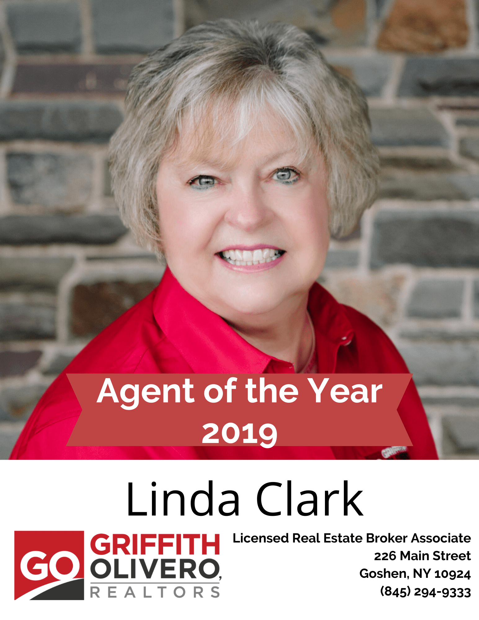 Agent of the Year 2019