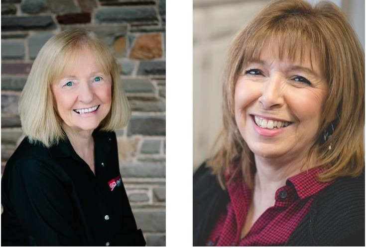 Announcing our Co-Agents of the Month for April 2021-  Pat Strong & Mary Ellen Rivieccio
