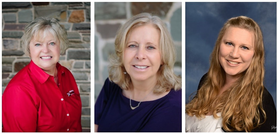 Announcing our Agents of the Month for May 2021-  Linda Clark, Judy New & Amanda Ferrantello!